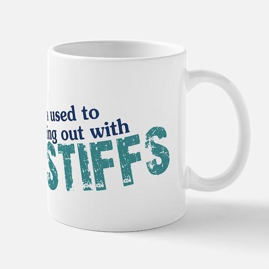 """Hanging With Stiffs"" Mug"