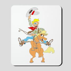 COWBOY Mousepad