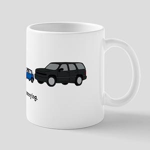 Life is Annoying - SUV Mug