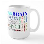 Large Cup O' Brain Mug