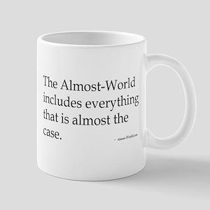 almost-Wittgenstein Mug