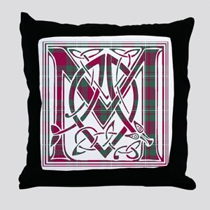 Monogram - MacGregor Throw Pillow