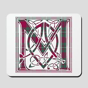 Monogram - MacGregor Mousepad
