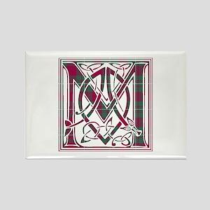 Monogram - MacGregor Rectangle Magnet