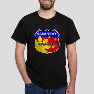 Barangay New York Dark T-Shirt
