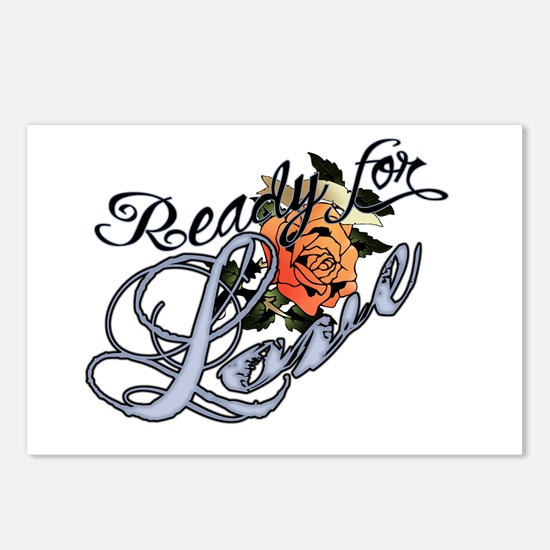 Ready for Love Postcards (Package of 8)