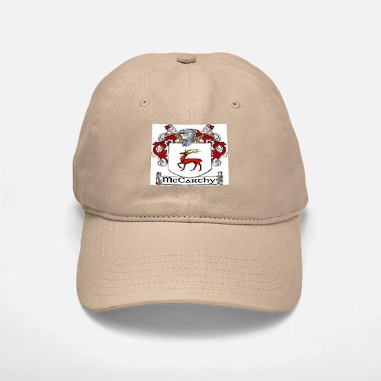 McCarthy Coat of Arms Baseball Baseball Cap