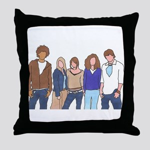 TEENS 2 Throw Pillow