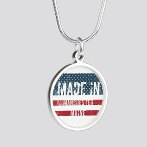 Made in Manchester, Maine Necklaces