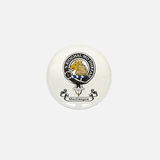 Badge - MacGregor Mini Button