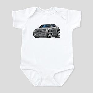 Chrysler 300 Grey Car Infant Bodysuit