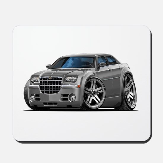 Chrysler 300 Grey Car Mousepad