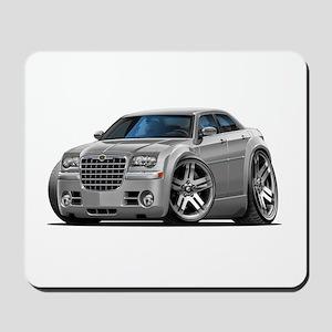 Chrysler 300 Silver Car Mousepad