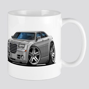 Chrysler 300 Silver Car Mug
