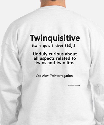 Twin Definitions - Twinquisitive Jumper