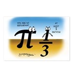 Math Recycles Postcards (Package of 8)