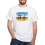 Math Recycles White T-Shirt