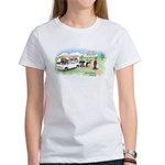 Ice Cream Pi Women's T-Shirt