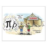 Pi Rho Small Poster