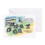 Six Sigmas Greeting Cards (Pk of 10)
