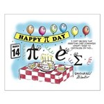 Pi Day Small Poster