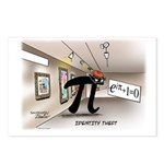 Identity Theft Postcards (Package of 8)