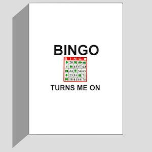 BINGO !!! Greeting Card