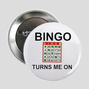 """BINGO !!! 2.25"""" Button (10 pack)"""