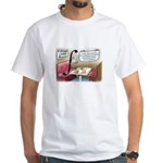 Fortune Cookie White T-Shirt