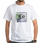 Laws and Postulates White T-Shirt