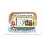 All Organic Mini Poster Print