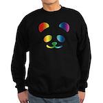 Panda Rainbow Sweatshirt (dark)