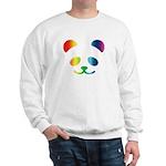 Panda Rainbow Sweatshirt