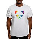 Panda Rainbow Light T-Shirt