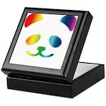 Panda Rainbow Keepsake Box