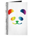 Panda Rainbow Journal