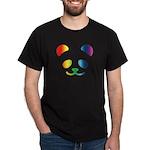 Panda Rainbow Dark T-Shirt