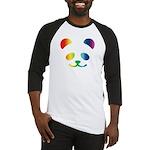 Panda Rainbow Baseball Jersey