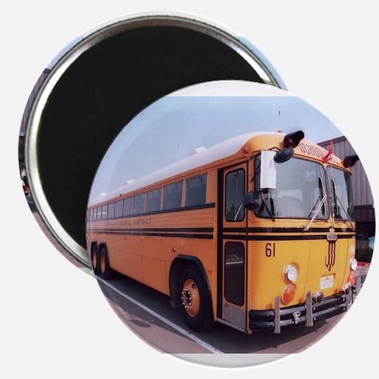 BTSG Bus Magnet