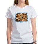 Treasure Map Women's T-Shirt