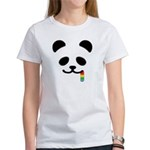 Panda Juicy Rainbow Women's T-Shirt