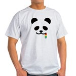 Panda Juicy Rainbow Light T-Shirt