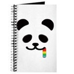 Panda Juicy Rainbow Journal