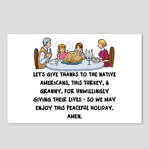 Thanks?Giving Postcards (Package of 8)