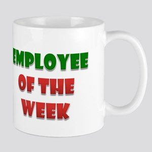 Employee of the Week Mug