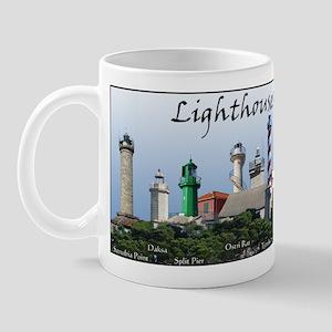 Lighthouses Of Croatia Mug Mugs