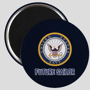 U.S. Navy Future Sailor Magnet