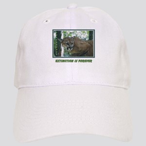 Endangered Florida Panther Cap