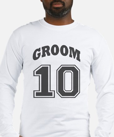 GROOM 2010 Long Sleeve T-Shirt