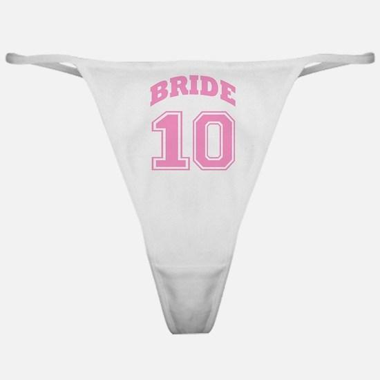 BRIDE 2010 Classic Thong